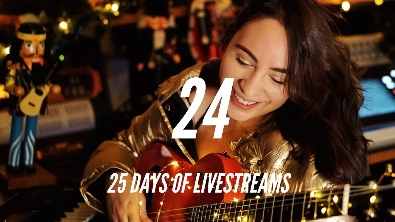 25 Days Of Livestreams | Ep 24 | You Move Me