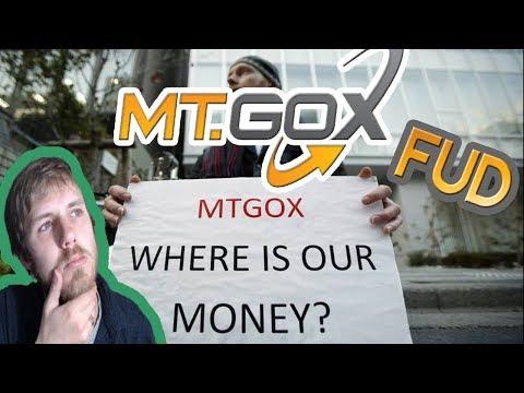 Bitcoin (BTC) FUD - 140million Mt. Gox Sell-Off is FAKE NEWS