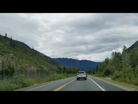 JASPER - ALBERTA - EDMONTON TO SURREY B.C. *BEAUTIFUL NATURE*