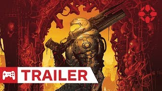 Doom Eternal játékmenet előzetes