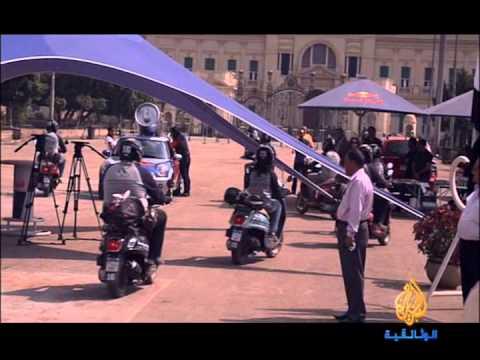 Cross Egypt Challenge 2011 documentary