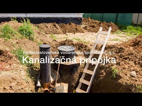 koľko to stojí pripojiť k mestu kanalizácie