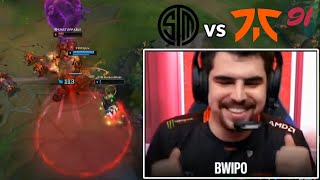 LS #91 - BWIPO is DANCING on stage vs TSM ft. Sanchovies and Crownshot
