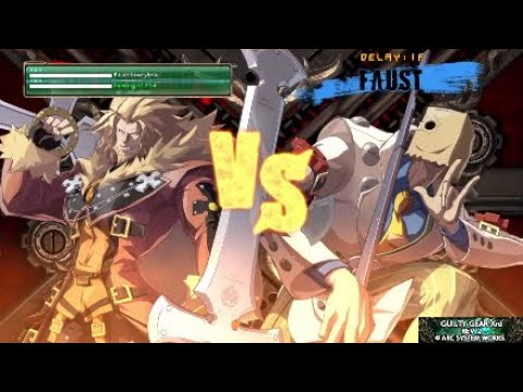 Guilty Gear Xrd REV 2: Games With not typing that on youtube |