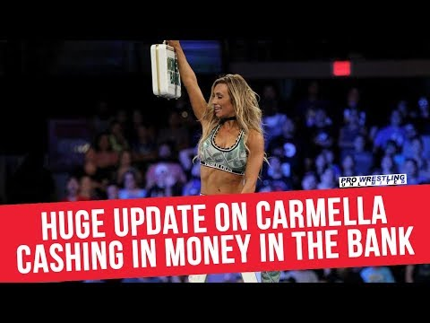 Huge Update On Carmella Cashing In Money In The Bank