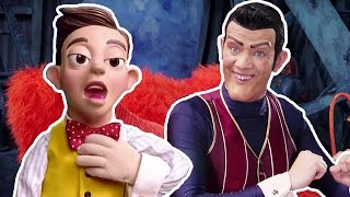 Lazy Town We Are Number One but every time you hear 'One' Mine Song plays!