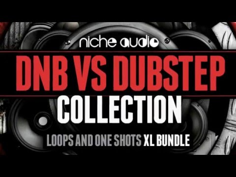 DnB VS Dubstep Collection - Drum & Bass Samples & Maschine Expansion Pack By Niche Audio
