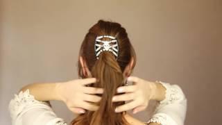 Hairmagic Hair Clip Style Tutorial