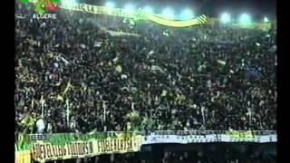 Finale de la coupe de la CAF 2002 : JSKabylie 4 - Tonnerre - Yaoundé 0
