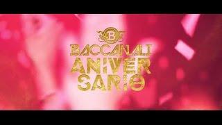 Aniversario Baccanali @ TB Club (29-11-2014) (Aftermovie)
