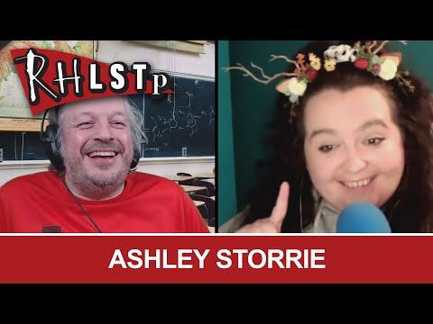 Ashley Storrie -