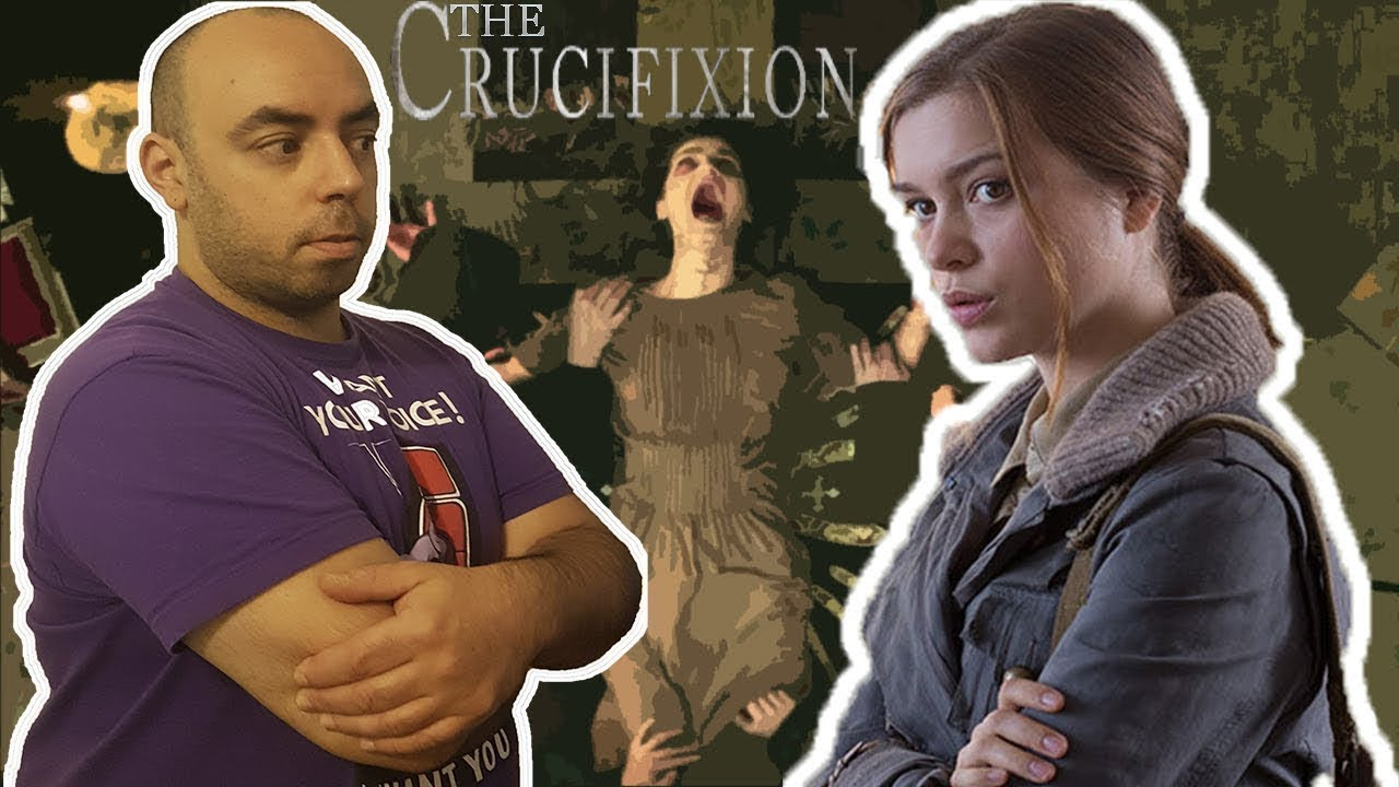 Sophie Cookson Personal: Crítica / Review: The Crucifixion (2017)