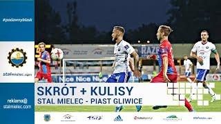 TV Stal: Stal Mielec - Piast Gliwice [SKRÓT, KULISY]