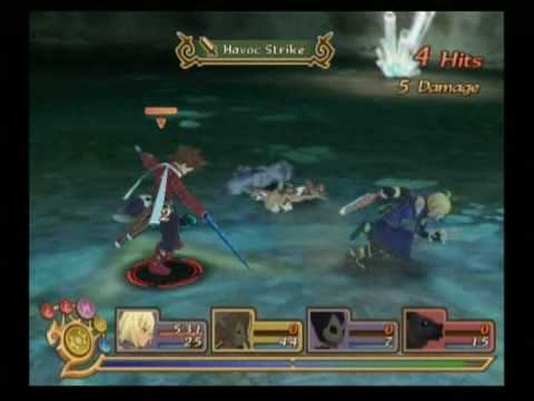 Tales of Symphonia 2 - Lloyd Battle