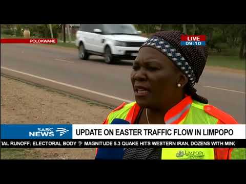 UPDATE: Limpopo traffic currently free flowing