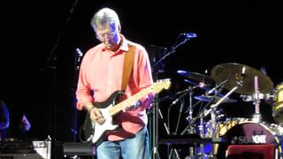 Eric Clapton - Gin House - Mannheim 24.06.14