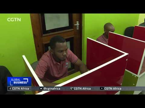 Tanzania's self-taught coder thrives in tech industry