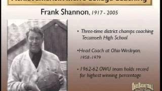 Video Frank Shannon's Ohio Basketball Hall of Fame Enshrinement download MP3, 3GP, MP4, WEBM, AVI, FLV Juli 2017