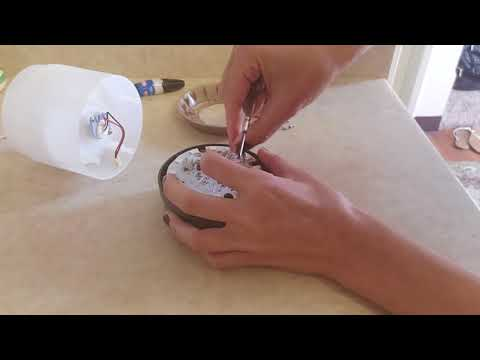 Fixing the buttons on the Young Living Desert Mist Diffuser part 1