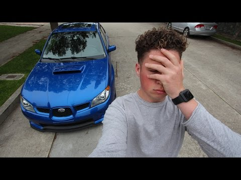 My WRX might be too low...