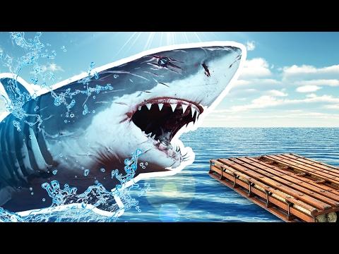 【孤海生存】Raft ➲ 找到一款免費的生存遊戲