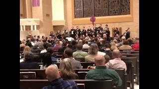 2019 St. John Passion-Chorale
