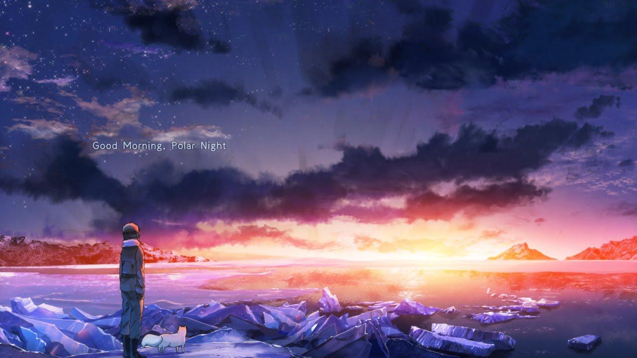 【MV】Good Morning, Polar Night / 初音ミク - YouTube