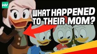 What Happened To Huey, Dewey and Louie's Mother?: Discovering DuckTales