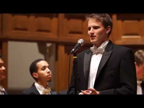 The House of the Rising Sun - The Yale Whiffenpoofs of 2015