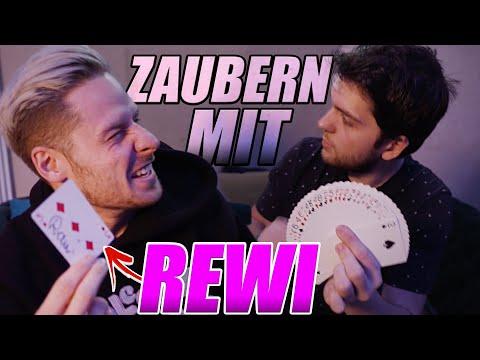 REWI REAGIERT auf neue ZAUBERTRICKS + Zaubern mit Arkani