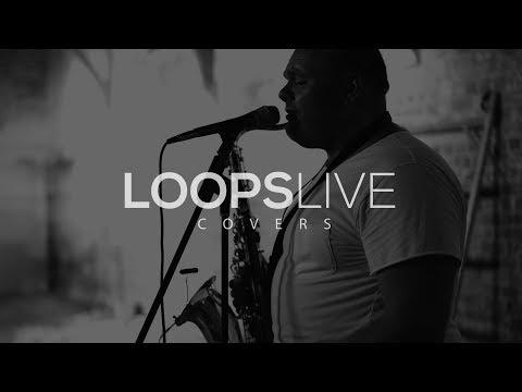 As Stevie Wonder • Nic Jeffries  #LOOPSS