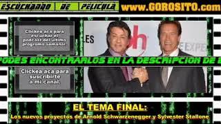 ESCUCHANDO DE PELICULA #82 - 2do bloque - Schwarzenegger Stallone Expendables 2 The tomb Rambo 5