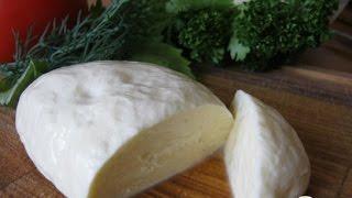 Моцарелла домашняя  Рецепт домашнего сыра