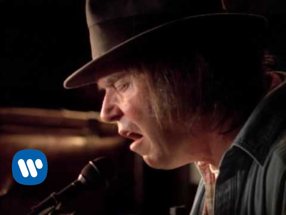 Neil Young My Heart Video Youtube