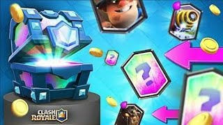 Clash Royale: MISSED GEMS to BUY TRUNK LEGENDARY 《the ABEYEBOYI table》