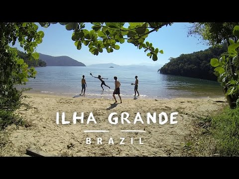 Ilha Grande | Two Days On Brazil's Paradise Island | GoPro