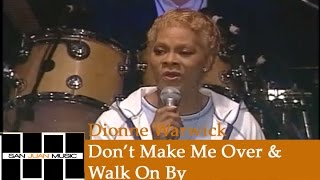 Dionne Warwick Live- Don