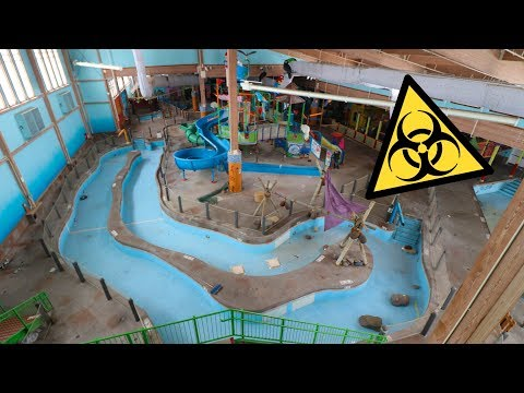HUGE Abandoned Water Park Condemned Due To BACTERIA OUTBREAK
