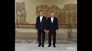 Корея Президентининг Ўзбекистонга ташрифи. Махсус кўрсатув