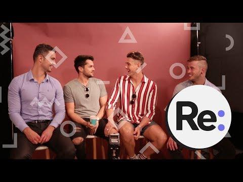 Body chat with Heartbreak Island lads