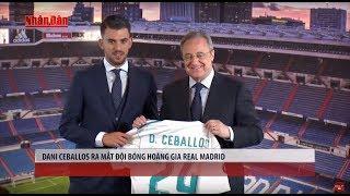 Tin Thể Thao 24h Hôm Nay (7h - 21/7): Real Madrid Đã Có Tài Năng Trẻ Của U21 TBN - Dani Ceballos