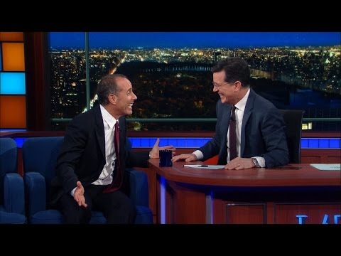 Jerry Seinfeld Won't Do Comedy On The International Space Station