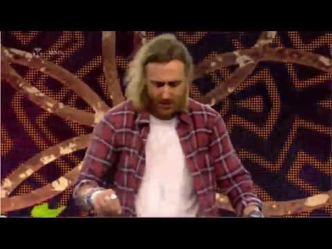 Steve Aoki - How Else (David Guetta Remix) [Live @ Tomorrowland 2016]