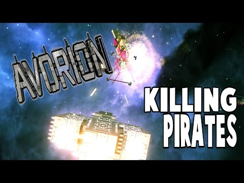 Better Weapons, Pirates & Fake Distress Calls | Avorion Gameplay | E04