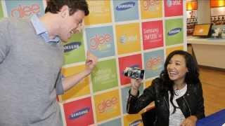 Cory Monteith & Naya Rivera Moments