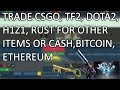 TradeIt.gg l TRADE CSGO, TF2, DOTA 2, H1Z1, RUST Items for CASH
