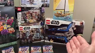 LEGO Haul #36: Summer Sets Finale!