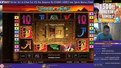 Book of RA Deluxe ⏩ Nocomatic Casino Slots 🎰 20 Free Spins Pays Almost Nothing :(