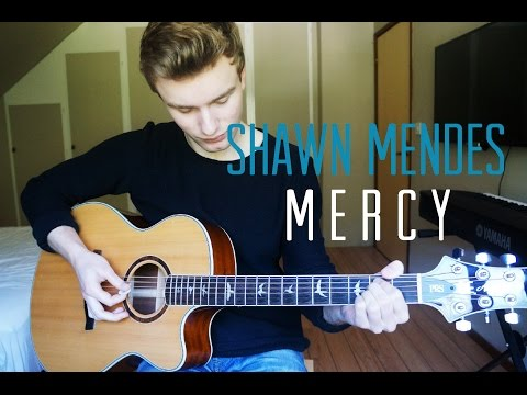 Shawn Mendes - Mercy - Guitar Cover |...