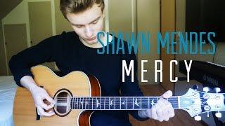 Shawn Mendes - Mercy - Guitar Cover | Mattias Krantz